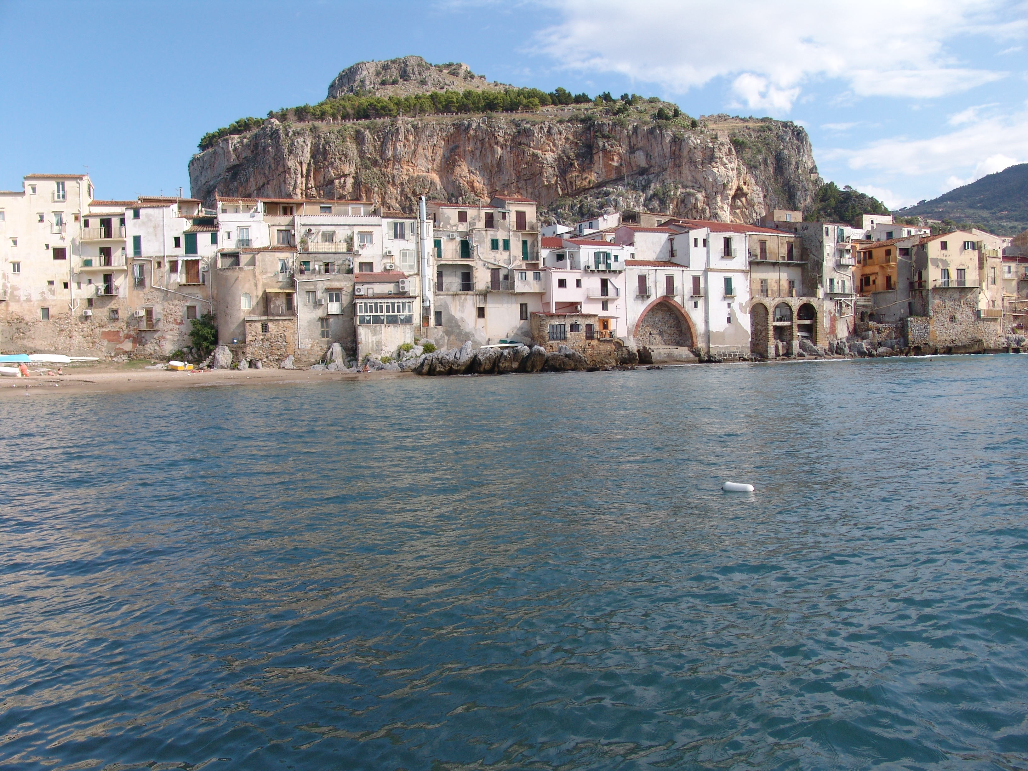 Cefalu Italy  City new picture : The Rock